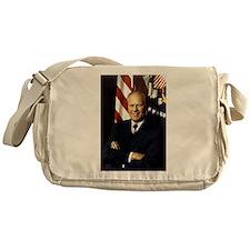 gerald ford Messenger Bag