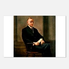 calvin,coolidge Postcards (Package of 8)