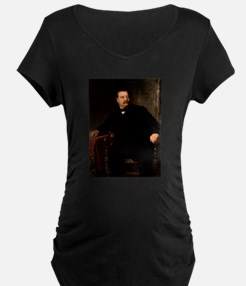 grover cleveland Maternity T-Shirt