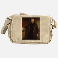 chester a arthur Messenger Bag