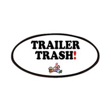 TRAILER TRASH! - Patches