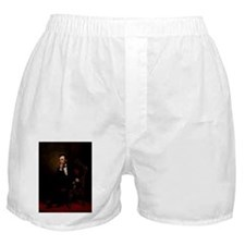 abe lincoln Boxer Shorts