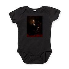 abe lincoln Baby Bodysuit