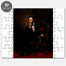 abe lincoln Puzzle