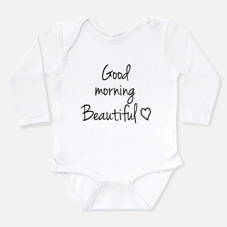 Good Morning Body Suit