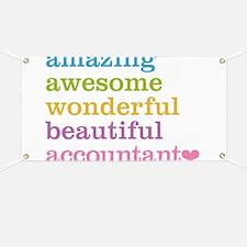 Amazing Accountant Banner