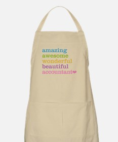Amazing Accountant Apron