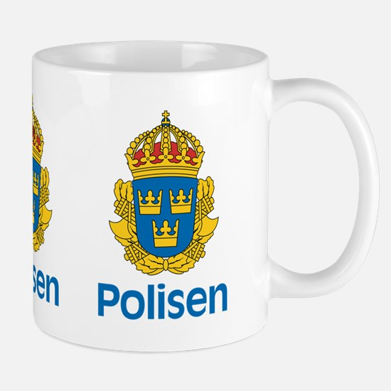 Cute Of police Mug
