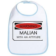 Attitude Malian Bib
