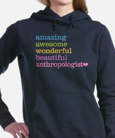Anthropologist Women's Hooded Sweatshirt