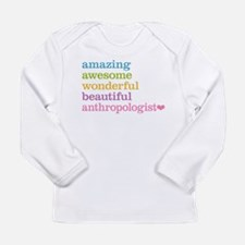 Anthropologist Long Sleeve T-Shirt