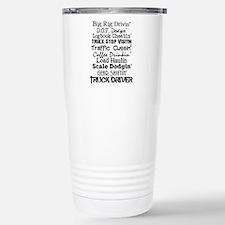 Big Rig Drivin' Travel Mug