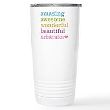 Amazing Arbitrator Travel Mug