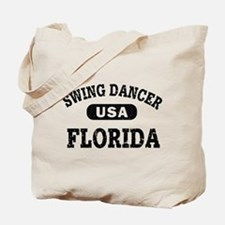 Swing Dancer Florida Tote Bag