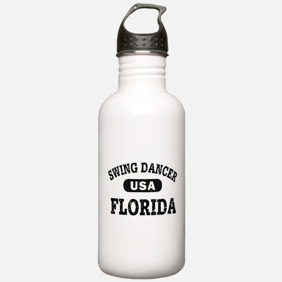 Swing Dancer Florida Water Bottle