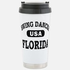 Swing Dancer Florida Stainless Steel Travel Mug