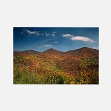 Autumn on the Mountains of the Parkway Rectangle M