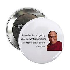 """Dalai Lama 9 2.25"""" Button (100 pack)"""