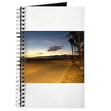 Beach sunset Journal