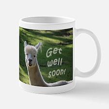 Get well alpaca Mugs