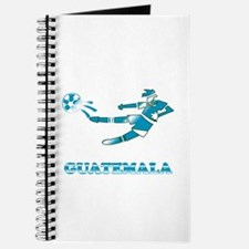Guatemala Soccer Player Journal