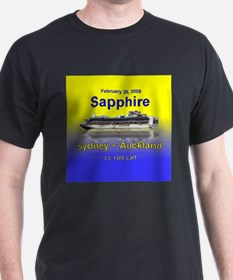 Sapphire Syd - Auckland 2-26-08 - T-Shirt