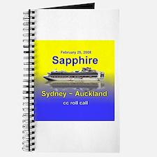 Sapphire Syd - Auckland 2-26-08 - Journal