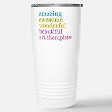 Art Therapist Travel Mug
