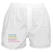 Art Therapist Boxer Shorts