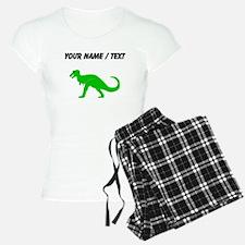 Green T-Rex (Custom) Pajamas