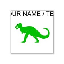Green T-Rex (Custom) Sticker