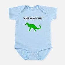 Green T-Rex (Custom) Body Suit