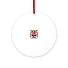 York Rite Ornament (Round)