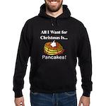 Christmas Pancakes Hoodie (dark)