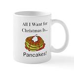 Christmas Pancakes Mug