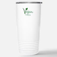 Vegan For Life Travel Mug