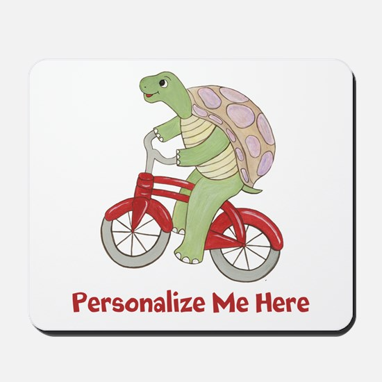Personalized Bicycle Mousepad