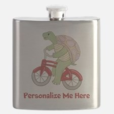 Personalized Bicycle Flask