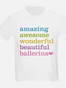 Amazing Ballerina T-Shirt
