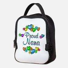 Proud Nana Neoprene Lunch Bag