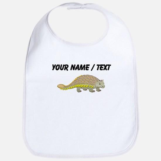 Ankylosaurus (Custom) Bib