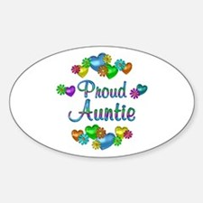Proud Auntie Decal