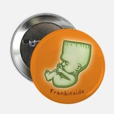 "Frankinside 2.25"" Button (10 pack)"