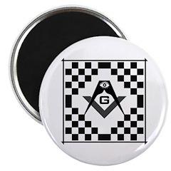 Masonic Tiles - Checkers 2.25