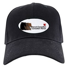 Cheval Canadien/Canadian Horse - Baseball Hat