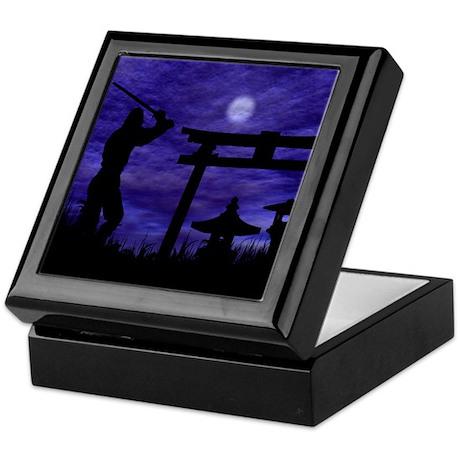 Ninja Keepsake Box