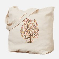 Autumn Tree Tote Bag