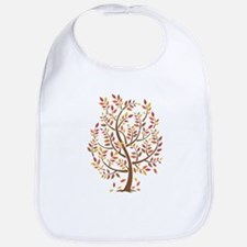Autumn Tree Bib
