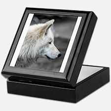 Wolf031 Keepsake Box