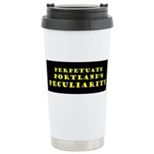 Unique Wierd Travel Mug